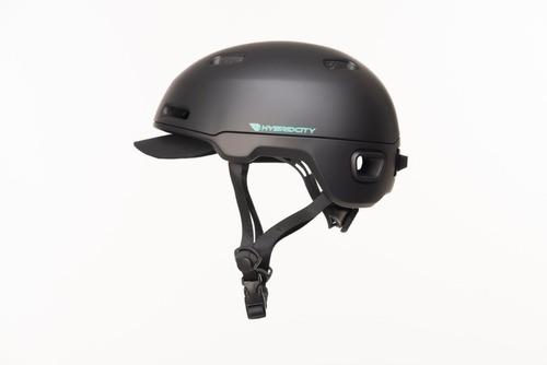 Imagen 1 de 6 de Casco Bicicleta Moto Monopatin Hybridcity Visera Devotobikes