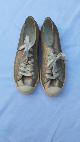 Zapatillas De Mujer Marca Lauren