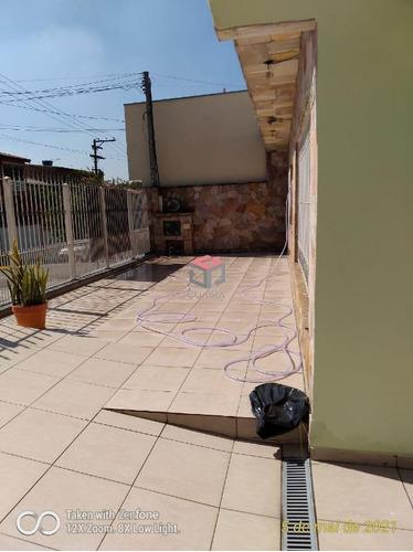 Imagem 1 de 15 de Casa Térrea Comercial Com 3 Salas - Centro - São Bernardo Do Campo - Sp - 101827