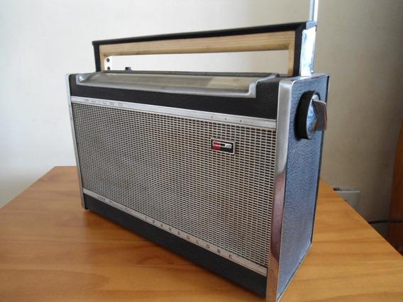 Radio Philco Transglobe All Transistor 8 Faixas Original!!