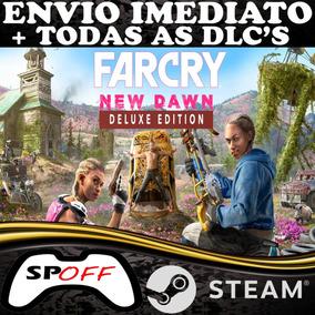 Far Cry New Dawn Pc Deluxe Edition Original Steam