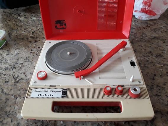 Rádio Vitrola Belair / Toca Disco