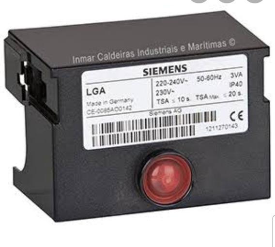 Programador De Chamas Siemens Lga52.171b27
