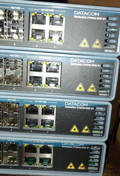 Datacom Dmswitch 2104g2-edd 2e1