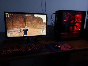 Pc Gamer I5 9600k Gtx 1660ti Rog Strix 16gb Ram