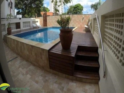 Imagem 1 de 10 de Excelente Apartamento Edifício Nove De Julho No Centro De  Taubaté/sp Com 2 Dormitórios - 4658 - 34784964