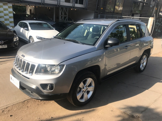 Jeep Compass 4x4 2.4 At 2015
