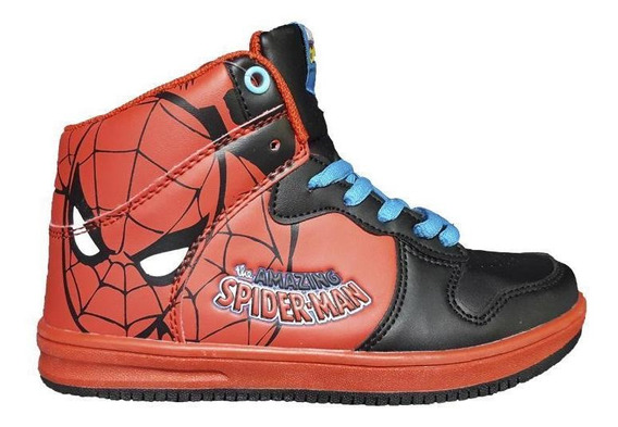 Marvel Zapatillas Kids - Bota Comics Spiderman Rng