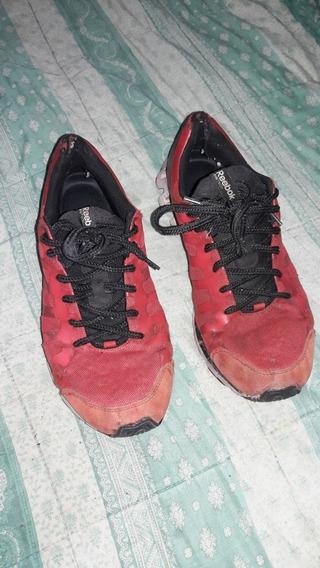 Zapatillas Reebox Rojas Talle42.5 O Usa 9ymedio Noembio Po