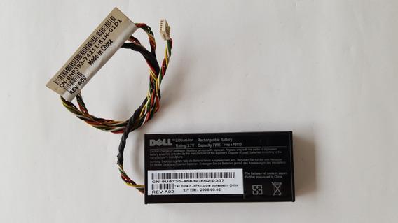 Bateria Servidor Dell Poweredge T300 3,7 V 7 Wh Com Cabo