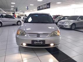 Honda Civic 2001 1.7 16v Gasolina