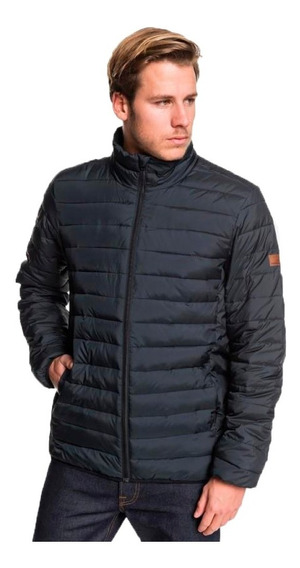 Quiksilver Campera Lifestyle Hombre Scaly Full Zip Negro Fkr