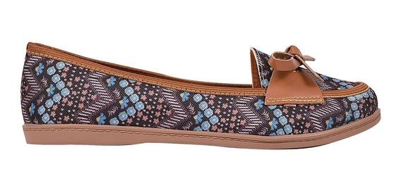 Mocassim Sapato Feminina Chiquiteira Chiqui/901121