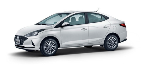 Imagem 1 de 3 de Hyundai New Hb20s 1.0 Mt Vision 21/22 (branco)