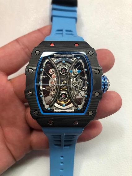 Reloj Richard Mille Pablo Mcdonough Rm53-01 Carbon Fiber