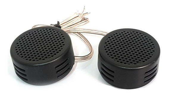2 Tweeter De Domo 1 1/2 650w Pmpo Audio Auto /e