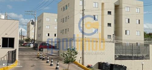 Apartamento Com 2 Dormitórios À Venda - Lopes De Oliveira - Sorocaba-sp - Ap0263