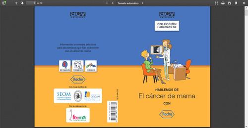 Libro Cancer De Mama Anastrasole 1mg