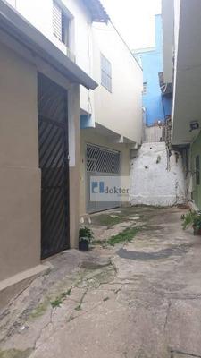 Sobrado Com 2 Dormitórios Para Alugar, 75 M² Por R$ 1.500/mês - Freguesia Do Ó - São Paulo/sp - So1088