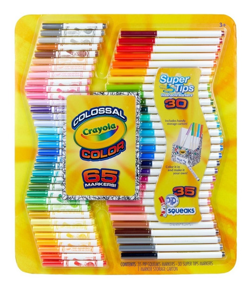 Colossal Color Marker 65 Crayola
