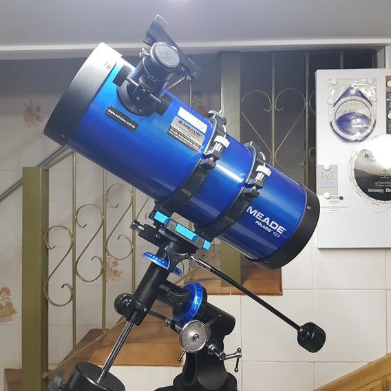 Telescópio 127mm F7.9 Refletor Newtoniano - Meade Astrolua