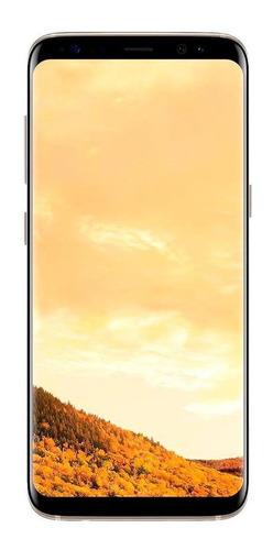 Imagem 1 de 4 de Samsung Galaxy S8 64gb Dourado Bom - Celular Usado