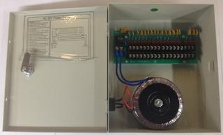 Tvc H Udfp24v10a18c- Fuente De Distribuidor De Energia/ 24v/