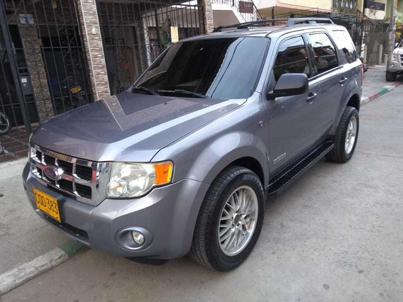 Ford Escape Xlt 4wd 4x4 Automatica