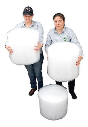 E Rollo Plástico Burbuja De 40cm X 50 Metros X Tres Unidades