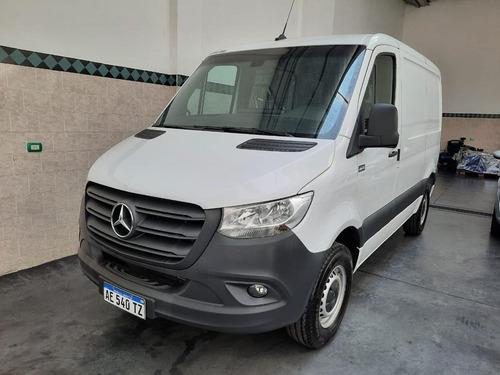 Mercedes-benz Sprinter 2021 2.1 415 Combi 3665 150cv 15+1 Te