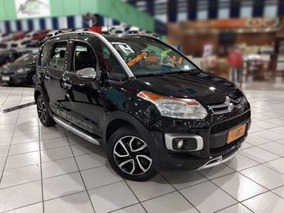 Citroen C3 Aircross Exclusive Aut Preta 2014