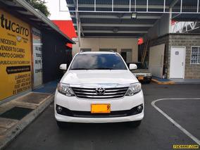 Toyota Fortuner 2.7cc Urbana