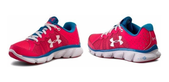 Tenis Under Armour W Micro G Assert V No. 1266252962 Ua350