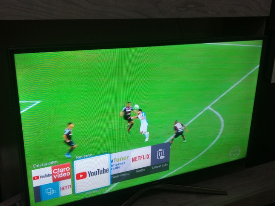 Smart Tv Samsung 40 3d Un40h6400ag