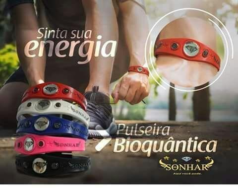 Pulseira Bioquatica Sonhar