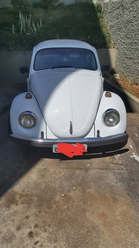 Volkswagen Fusca 83. Motor 1600