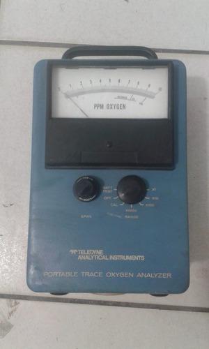 Analisador De Oxigênio 311 Series Leia Descrição