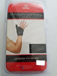 Muñequera Boomerang