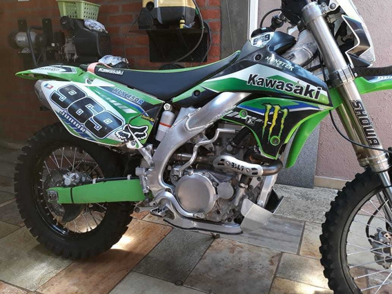 Kawasaki Klx 450r