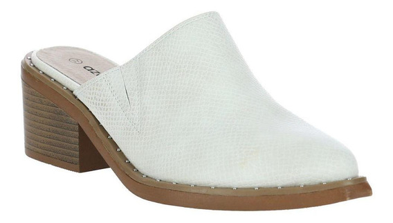 Zapato Colette White Azaleia