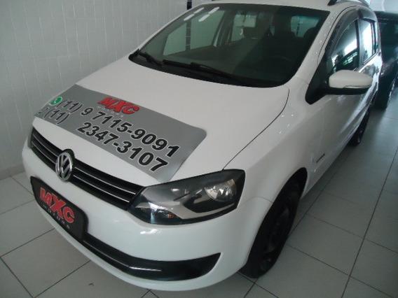 Volkswagen Spacefox 1.6 Sportline Total Flex 4p
