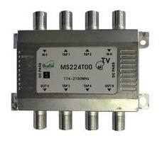 Chave Comutadora Ms224t00 Para Oi Tv (ses 6)usada Testada