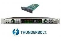 Universal Audio Apollo Quad + Thunderbolt