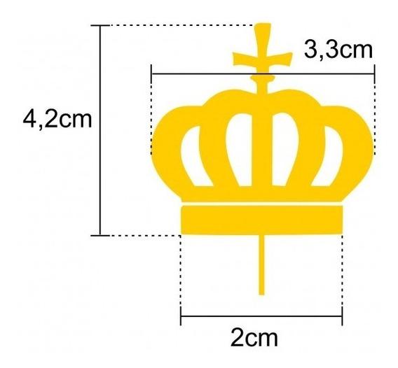 Coroa N 4 Para Imagem De Nossa Senhora Aparecida Atacado
