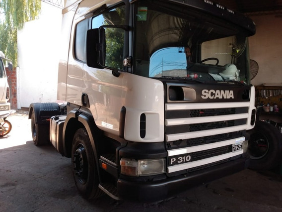 Camion Scania P310 Año 2007