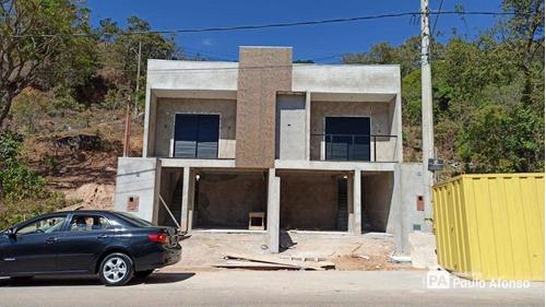Casa Residencial À Venda, Jardim Bandeirantes, Poços De Caldas - . - Ca0145