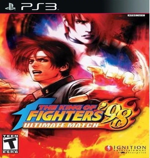 The King Of Fighters 98 Ultimate Match ~ Ps3 Digital