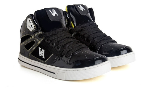Zapatillas Skate Hombre Botita Urbanas Cuero Envio Gratis