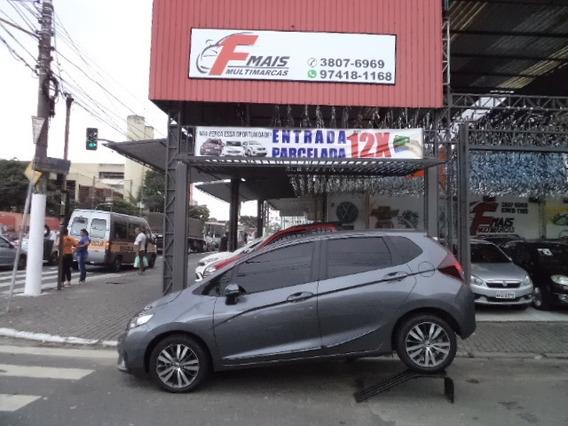 Honda Fit Exl Aut ,completo