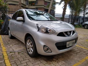 Nissan March Sv 1.0 - Completo - 2015